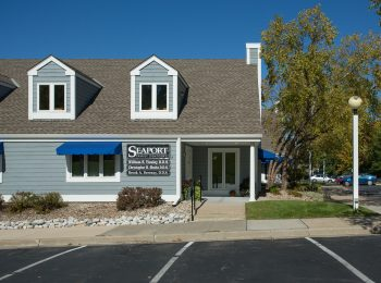 Seaport Family Dentistry Main Entrance